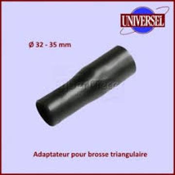 Image de Adaptateur de brosse d'aspirateur triangulaire d.3