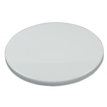 Image de CQB210 - Cache plaque blanc - di